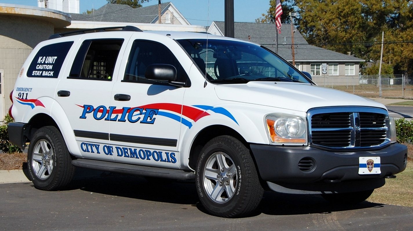 2006 dodge durango k 9 unit