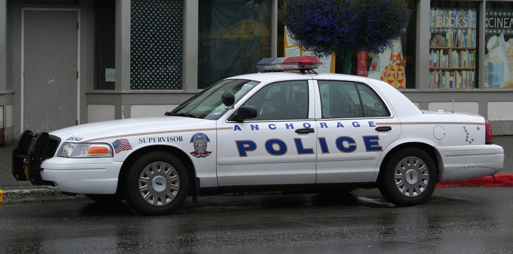 Dodge Charger Police Car >> Municipality of Anchorage