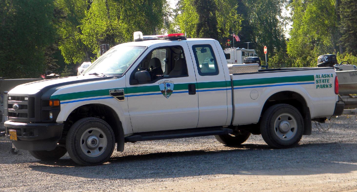 Npca Alaska Division 1969 Ford Ranger F 250 4x4 Pickup Truck 2010