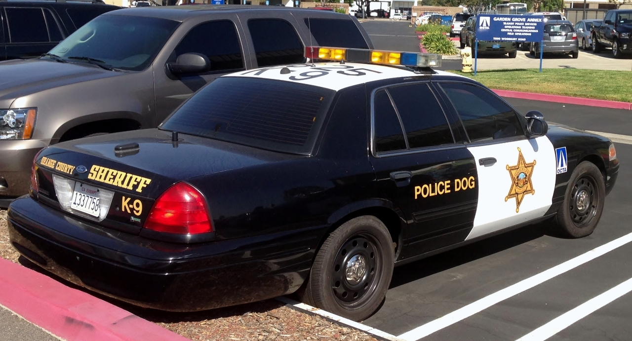 Orange county 2009 ford police interceptor k 9 unit publicscrutiny Image collections