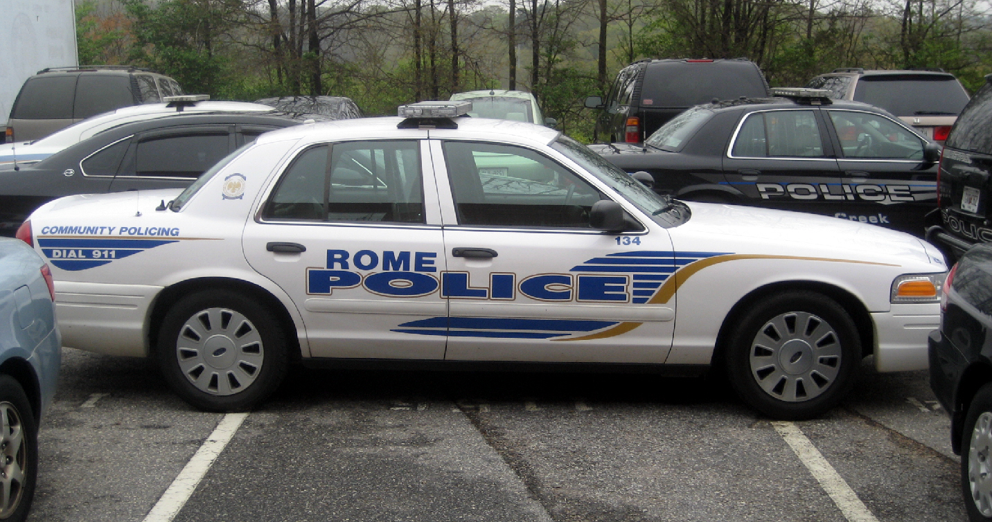 Rome Police Department >> Floyd County