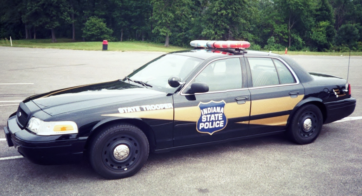 2005 ford police interceptor