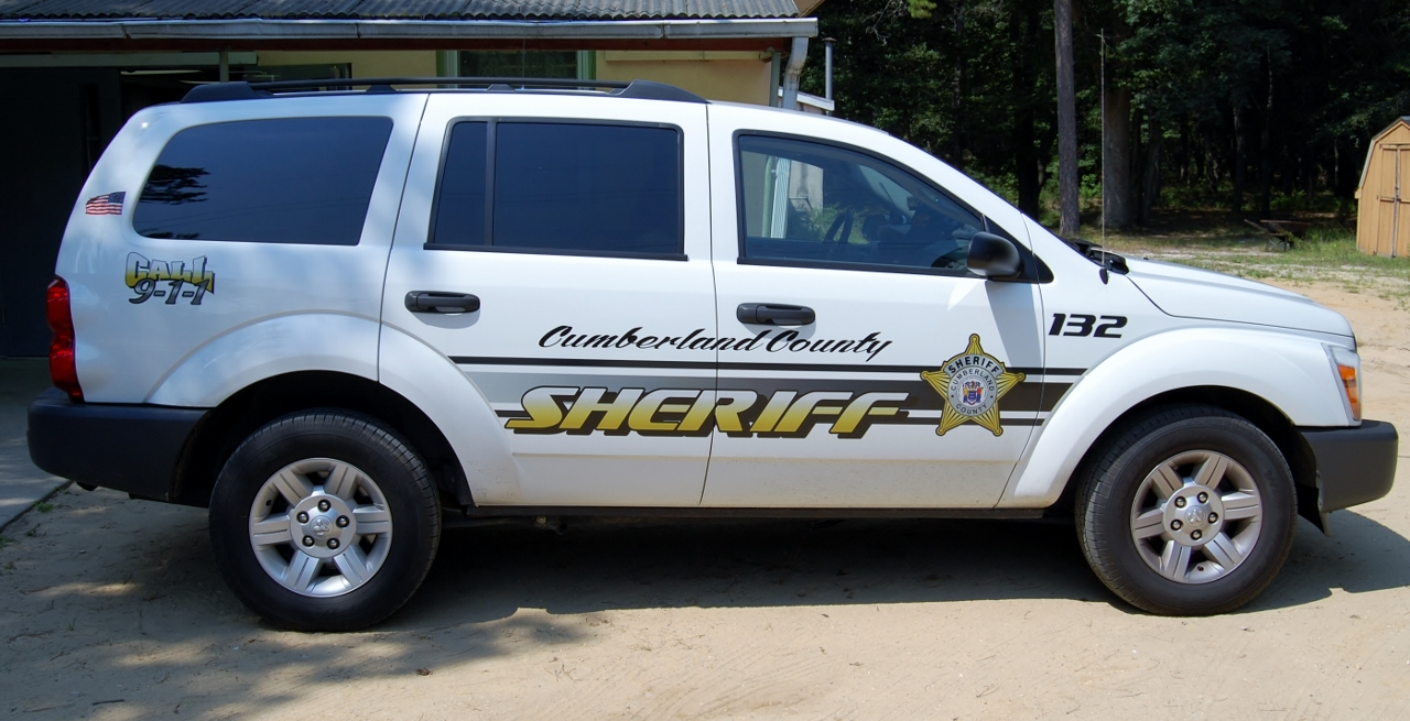 Cumberland County, New Jersey Sheriff's Department