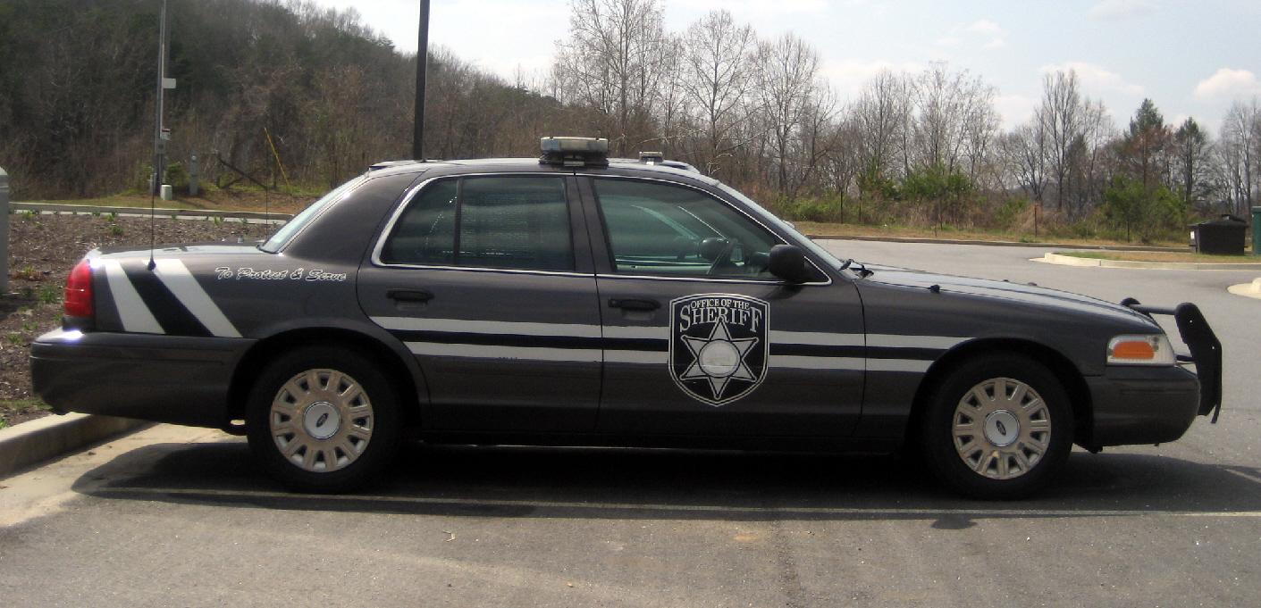 Cherokee County 1949 Ford Crown Victoria 2005 Police Interceptor