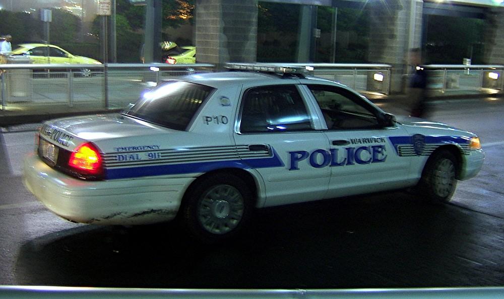 West Warwick Rhode Island Police Department
